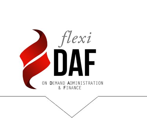 FlexiDAF - directeur administratif et financier